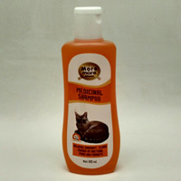 Sampo Shampoo Kucing Medicated MoreMore