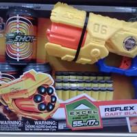 Nerf Reflex Revolver TK-6