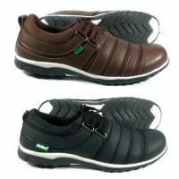 Sepatu Pria Kickers Adidas Nike Casual Slop Santai Loafers Kasual Baru