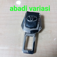 Harga colokan safety belt toyota | antitipu.com