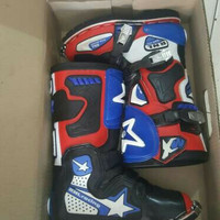Sepatu Trail / Motocross / Trabas merk RNL RACING