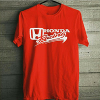 Harga kaos honda racing terbaru kaos otomotif tshirt honda | Pembandingharga.com