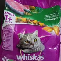 Whiskas Adult Tuna 3kg / Makanan Kucing