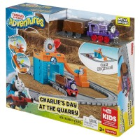 Thomas Adventures Charlie's Day at the Quarry