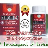 Obat Herbal Penghilang Sel Tumor dan Kanker Alami - Walatra Zedoril 7