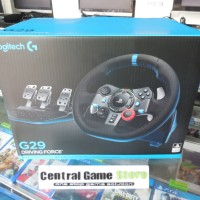 82475c2dc35 PS4 / PS3 / PC Logitech G29 Driving Force - Racing Wheel