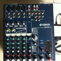 Audio Mixer Yamaha MG 82 CX / MG82CX / MG 82CX 8 Channel