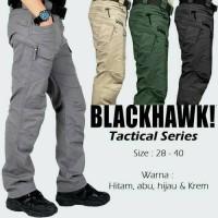 celana tactical blackhawk panjang gunung/celana polisi/blackhawk