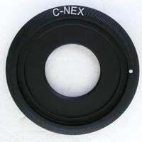 SPECIAL Adapter Lensa C Mount / CCTV to M4/3, Sony Nex, Fuji X, EOS M,
