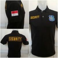 Grosir Kaos Kerah Security Murah I Polo Shirt Security Termurah I Kaos