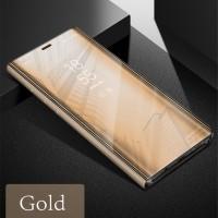Xiaomi Redmi Note 5A Pro Prime mirror lock case flip cover stand view