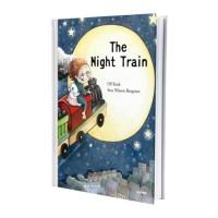 buku cerita anak - ikea lillabo the night train book kereta malam
