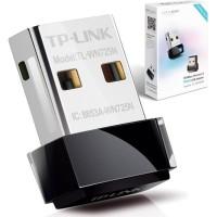Alat Penangkap Wifi Di Pc/Komputer Tp-Link Wn725n 150mbps