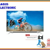 TV LED 40 Inch White Sharp Aquos LC 40LE185I WH