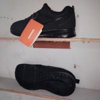 Sepatu sekolah NIKE ZOOM hitam KW VIETNAM kualitas bagus