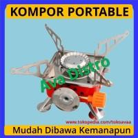 Harga Kompor Camping Portable DaftarHarga.Pw