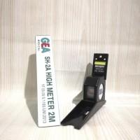 Stature Meter GEA 2 Meter / Pengukur Tinggi Badan