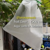 Fruit Cover/Pembungkus Buah Ukuran L 20 pcs