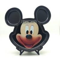 Piring Makan Anak Melamin Karakter Mickey Mouse Disney Golden Dragon