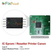 IC Eprom eeprom Reset Printer Canon MP237 T08 New Model