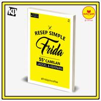 Resep Simple Frida 55 Camilan Jadoel & Kekinian