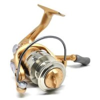Fanshun Gulungan Pancing FB4000 Metal Fishing Spinning Reel 10 Murah