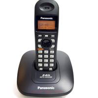 Telephone Whirless Cordless Phone Panasonic KX-TG3611 Black