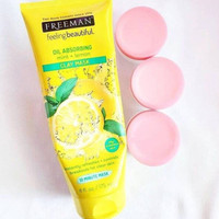 Freeman Clay Mask Lemon and Mint