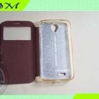 sarung casing case cover softcover softcase flip ume lenovo a850