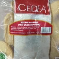 CEDEA FISH CAKE SINGAPORE 500GR