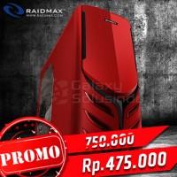 RAIDMAX SUPER VIPER Red