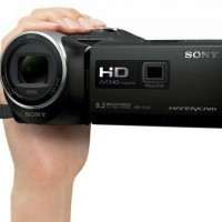 Sony HDR-PJ410 HD Handycam with Built-In Projector / Sony PJ-410