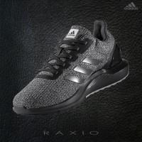 Sepatu Sneakers Lari Olahraga Adidas Cosmic Black Knit Original Murah