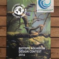 Buku Biotope Aquarium Design Contest 2016