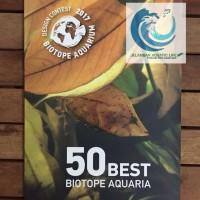 Buku 50 Best Biotope Aquarium Design Contest 2017