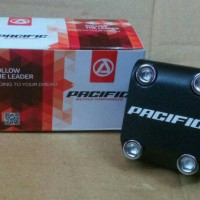 Sepeda. Stem Pacific Untuk Fork Oversize dan Stang Standard