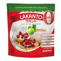 LAKANTO Lou Han Guo Monk Fruit Sweetener Gula Keto Diabetes 200gr