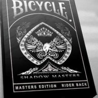 Bicycle Shadow Masters Edition Black