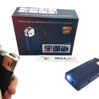 Spy Lighter V18 Hidden Camera Camcorder Flashlight HD + Berkualitas