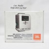 Power Amplifier 4Ch Channel JBL MS-A1004
