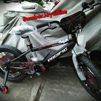 sepeda anak bmx 18 pacific BATMAN NEW