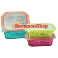 Lunch Box Claris 750 mL Foodsaver 2737 Kotak Bekal Makan