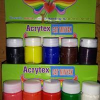 Cat minyak acrytex