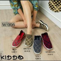 Sepatu Wedges KIDDO W 006