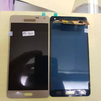 LCD 1SET SAMSUNG A5 A500 A500F GALAXY A5 A5 2015 ORIGINAL GOLD OEM