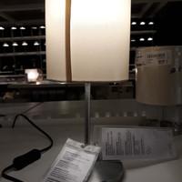 Lampu Meja / Lampu Tidur Merk IKEA