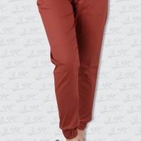 Jogger Pants 3R Celana Jogger Panjang Wanita Bahan Katun Hamil