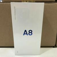 Hp Samsung Galaxy A8 2018 New Segel Garansi Resmi (RAM 4GB+ROM 32GB)