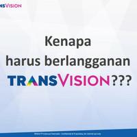 Transvision TV berlangganan