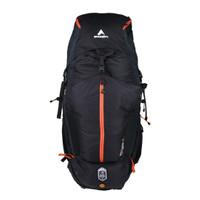 Tas Eiger Excelsior 75+15L Borneo - Black Orange